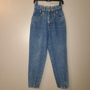 Vintage 80's Gitano High Rise Jeans